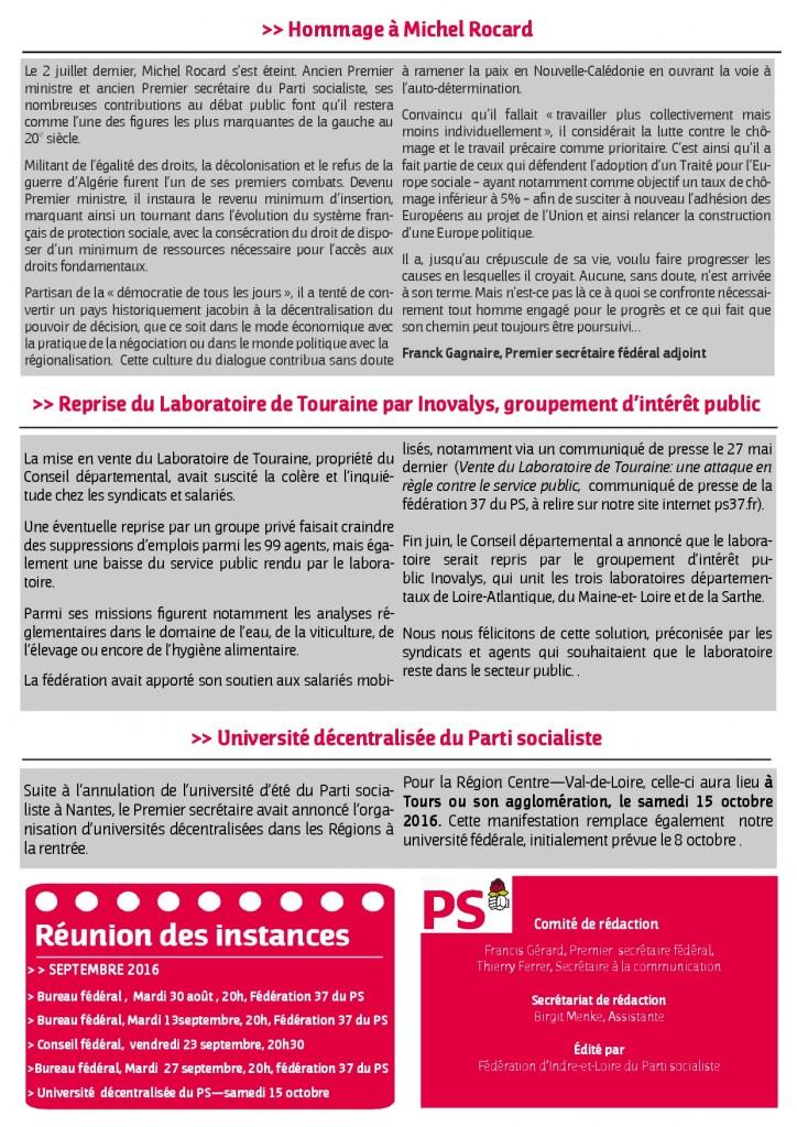 Newsletter fédé juillet 2016 - 3.pub3