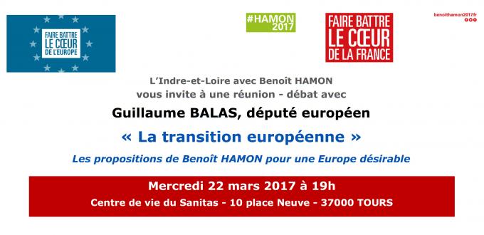 Invitation Réunion G Balas 22 03 2017