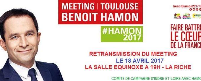Retransmission meeting Hamon 18 04 2017