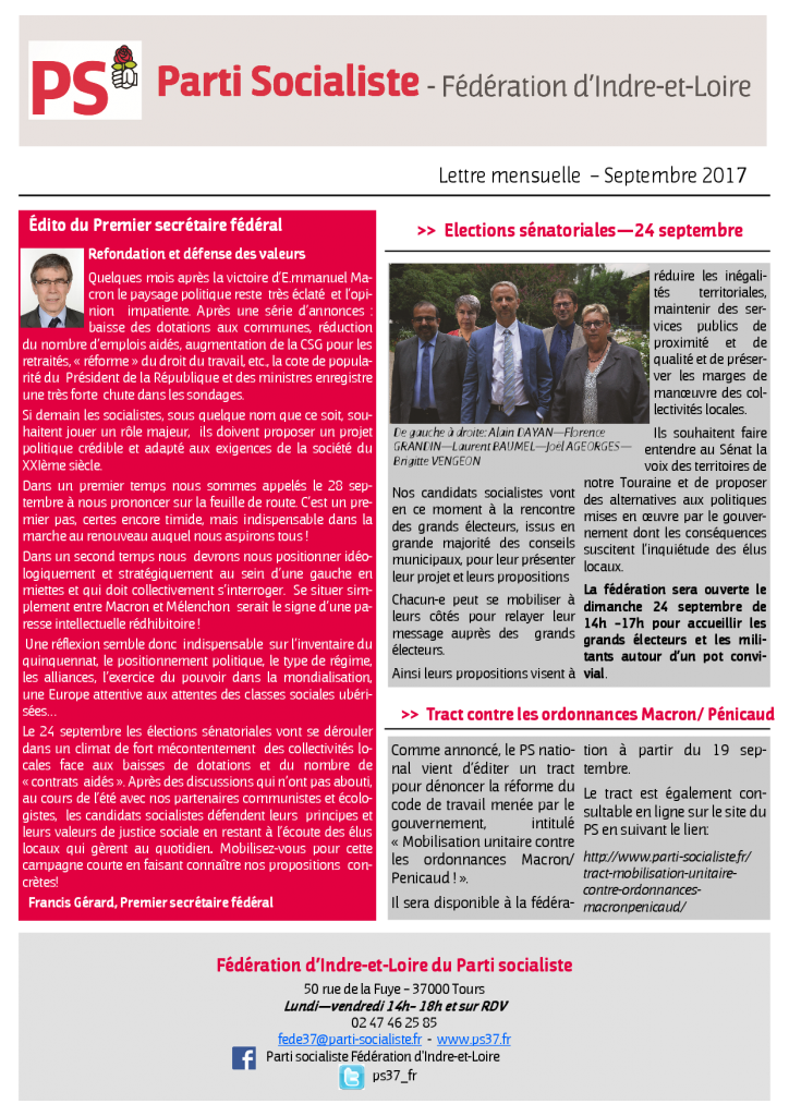 Newsletter fédé septembre 2017- 2png